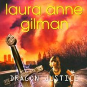 Dragon Justice (Paranormal Scene Investigations #4)  by  Laura Anne Gilman