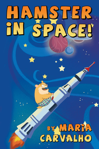 Hamster in Space!  by  Maria  Carvalho