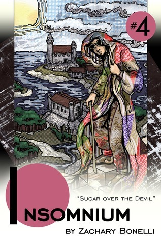 Insomnium #4 Sugar Over the Devil Zachary Bonelli