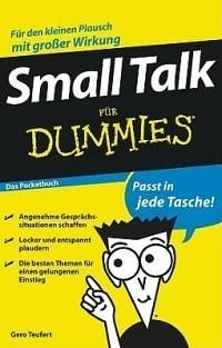 Grundlagen des Small Talk für Dummies Gero Teufert