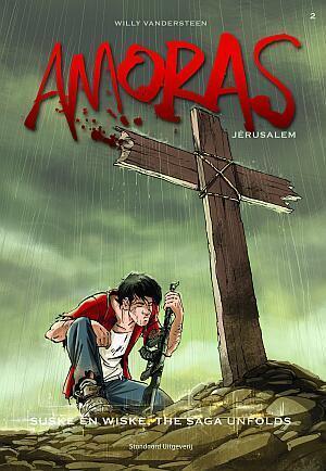 Amoras 2: Jérusalem  by  Marc Legendre