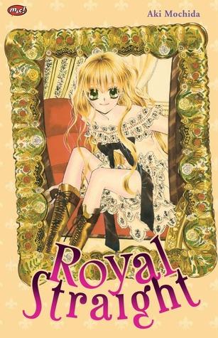 Royal Straight  by  Aki Mochida