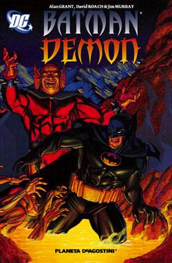 Batman / Demon  by  Alan Grant