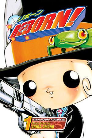Reborn! Vol. 01: Reborn Arrives! (Reborn!, #1) Akira Amano