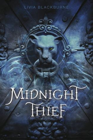 Midnight Thief (Midnight Thief, #1) Livia Blackburne