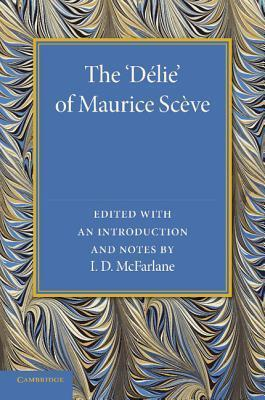 The Delie  by  Maurice Scève
