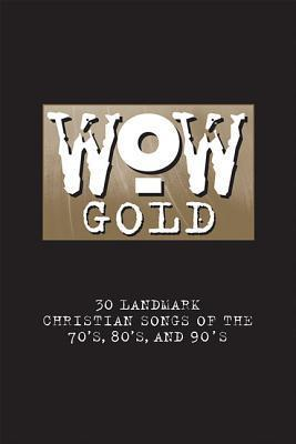 WOW Worship - Gold Songbook Songbook