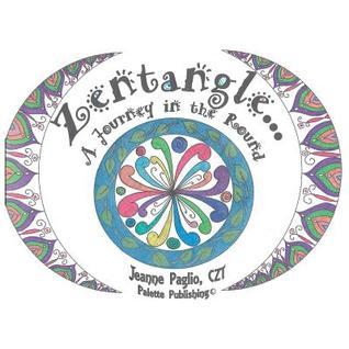 Zentangle A Journey in the Round Jeanne Paglio