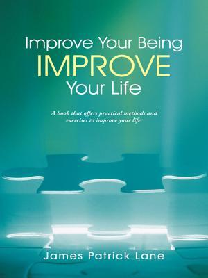Improve Your Being-Improve Your Life  by  James Patrick Lane