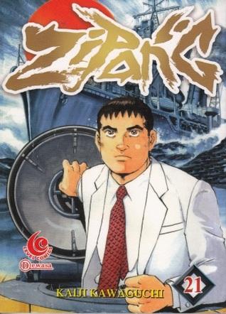Zipang Vol. 21 Kaiji Kawaguchi