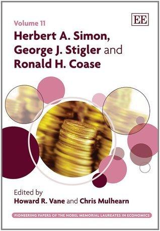 The Pioneering Papers of the Nobel Memorial Laureates in Economics  by  Herbert A. Simon