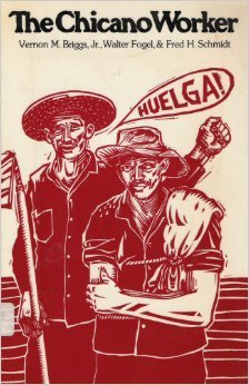 The Chicano Worker  by  Vernon M. Briggs Jr.