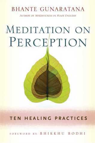 Meditation on Perception: Ten Healing Practices to Cultivate Mindfulness Henepola Gunaratana