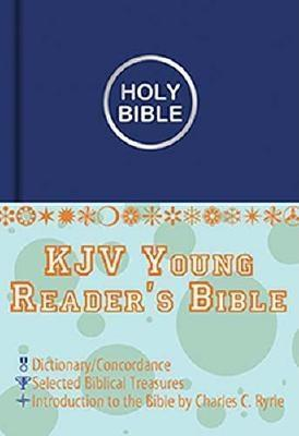 Holy Bible: KJV Young Readers Bible  by  Anonymous