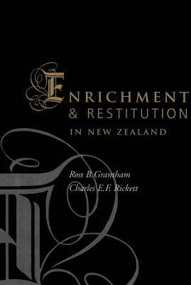 Enrichment and Restitution in New Zealand  by  Ross B. Grantham