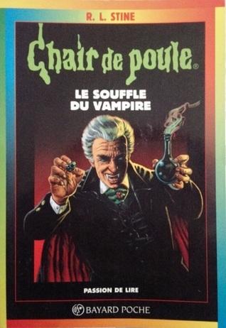 Le souffle du vampire R.L. Stine