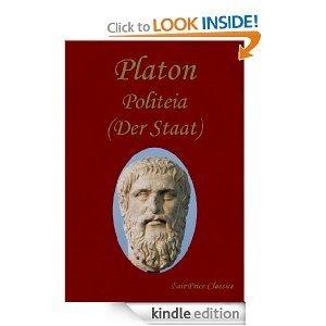 Politeia (Der Staat) Plato
