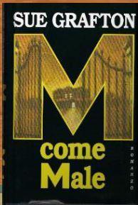 M come male  by  Sue Grafton