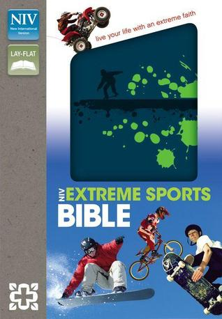 Extreme Sports Bible-NIV  by  Anonymous