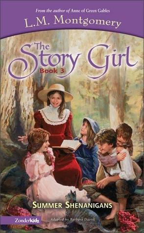 Summer Shenanigans (The Story Girl #3)  by  Barbara Davoll