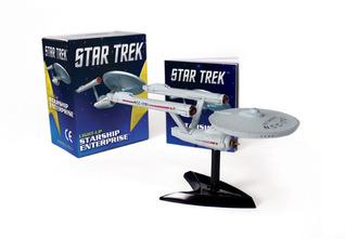Star Trek: Light-Up Starship Enterprise Chip Carter