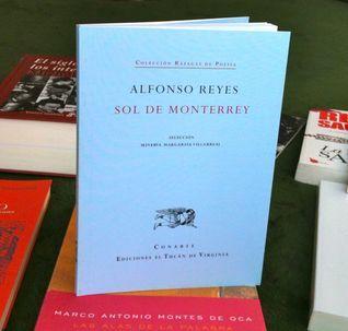 Sol de Monterrey Alfonso Reyes