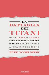 La battaglia dei Titani Fred Vogelstein
