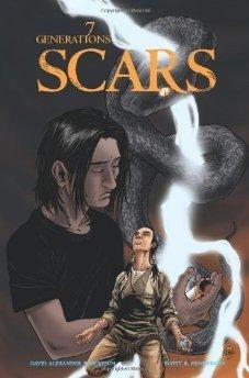 Scars (7 Generations, #2) David Alexander Robertson