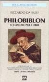 Philobiblon o Lamore per i libri  by  Richard de Bury