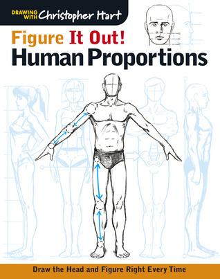 Figure It Out! Human Proportions: Draw the Head and Figure Right Every Time Chris Hart