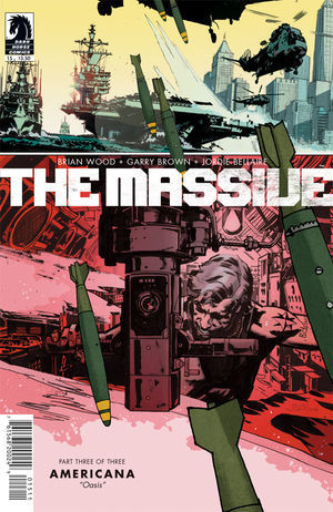 The Massive #15  by  Brian Wood