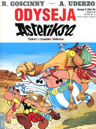 Odyseja Asteriksa (Asteriks, #26)  by  Albert Uderzo