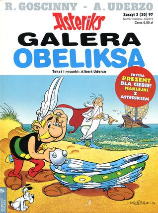 Galera Obeliksa (Asteriks, #30)  by  Albert Uderzo