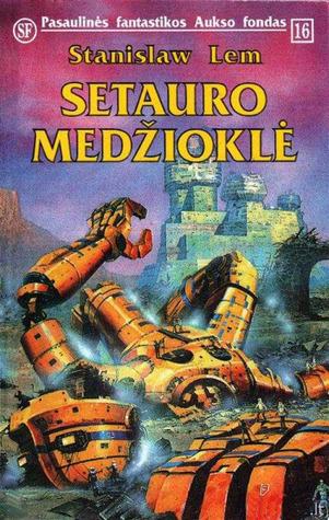 Setauro medžioklė  by  Stanisław Lem