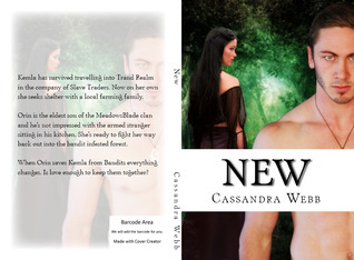 New (The Kemla Saga, #2)  by  Cassandra Webb