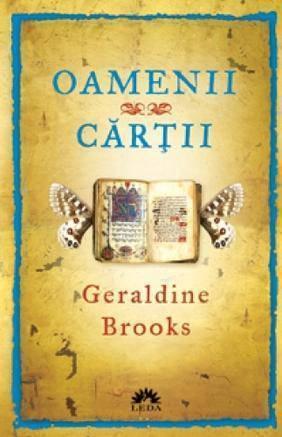 Oamenii cartii  by  Geraldine  Brooks