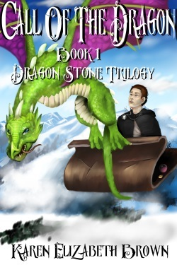 Call of the Dragon (The Dragons of Mar, #1)  by  Karen Elizabeth Brown