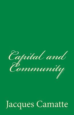 Capital and Community Jacques Camatte