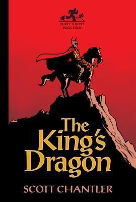 The Kings Dragon Scott Chantler