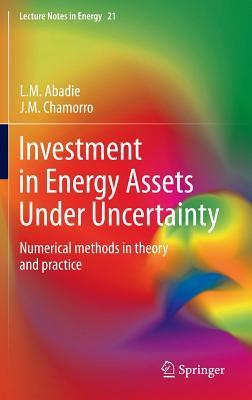 Investment in Energy Assets Under Uncertainty: Numerical Methods in Theory and Practice  by  Luis María Abadie