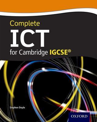 Award in Digital Applications: Teacher Resource CD-ROM: Using Ict Stephen Doyle