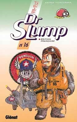 Dr. Slump, Vol. 16 Akira Toriyama