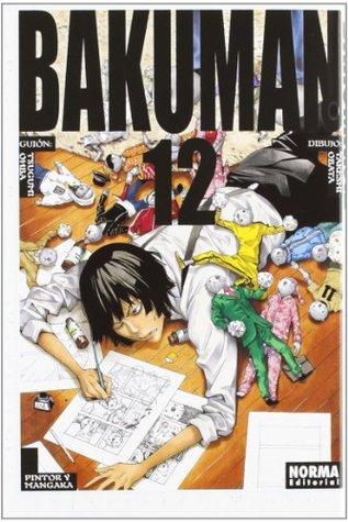 Bakuman, volumen 12: Pintor y mangaka (Bakuman。, #12)  by  Tsugumi Ohba