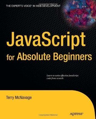 JavaScript for Absolute Beginners Terry McNavage