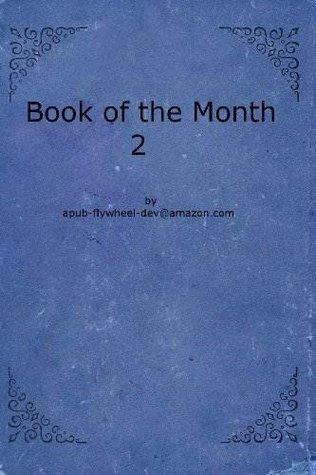 Book of the Month #2  by  Aviram Zagorie