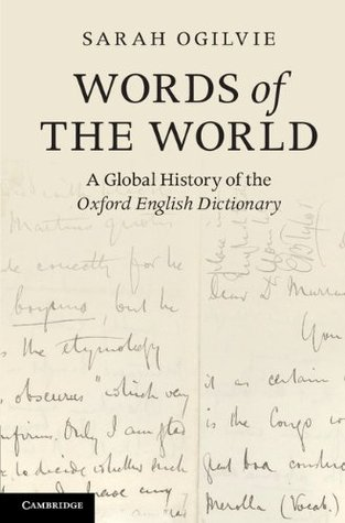 Words of the World  by  Ogilvie, Sarah