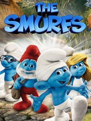 The Smurfs Movie Storybook zuuka Inc.