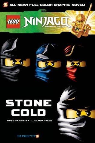 LEGO® Ninjago #7: Stone Cold  by  Greg Farshtey