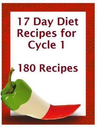 17 Day Diet Recipe Book for Cycle 1 Victoria Smithson