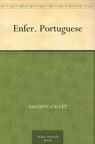 Enfer. Portuguese  by  Auguste Callet